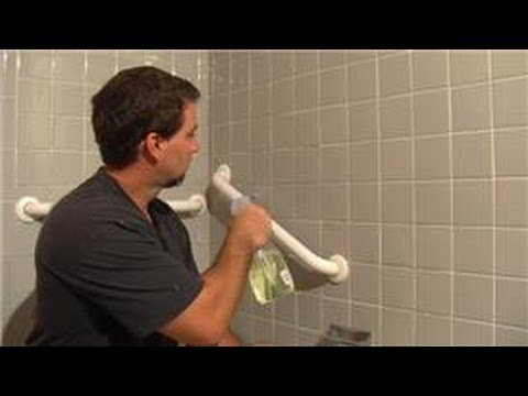 Bathroom Tiling : How to Remove Soap Scum From Shower Wall Tiles