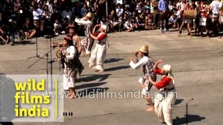 Lepcha dance from Sikkim