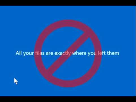 Windows 10 Anniversary Update Removes Software Without Telling You - Software and Files Missing