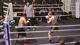 CASSADY CAMPBELL VS CHRISTIAN CANIFF FULL BOXING MATCH