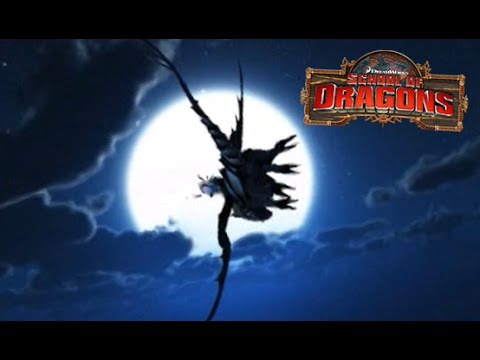 INSANE FLIGHT GLITCH! - School of Dragons