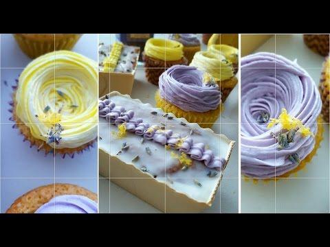 Lemon Lavender Cakes & MBB Contest Winner