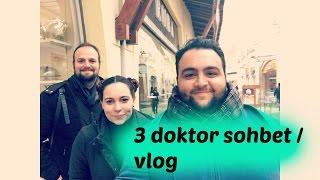 Tek youtuber doktor ben değilmişim/Vlog