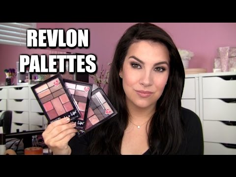 REVLON ALL-IN-ONE PALETTES: Hit or Miss?