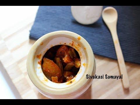 Vegetable Pickle/Easy and simple mixed vegetable Urugai/Sivakasi Samayal / Recipe -502