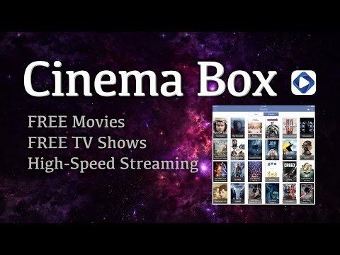 Cinema Box - Watch & Stream NEW Movies / TV Shows on iOS 9.2 - 9.3.3 iPhone, iPad Tweak 2016