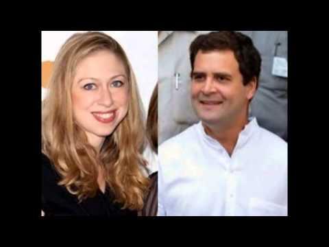 Rahul Gandhi's Girlfriend