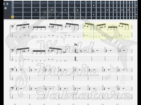 Infectious Grooves   Slow Motion Slam GUITAR TAB