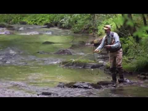 Oyster Bamboo Fly Rods- Blue Ridge, GA