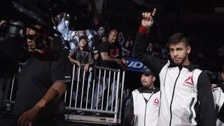 Fight Night Phoenix - Yair Rodriguez - It