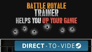 BATTLE ROYALE TRAINER - Top Tier Rated PUBG Expert Gameplay (Direct To Video)