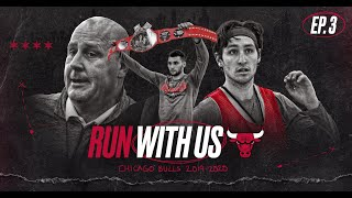 BULLS FACE OFF IN 1 ON  1 TOURNAMENT | Run With Us S3, Episode 3