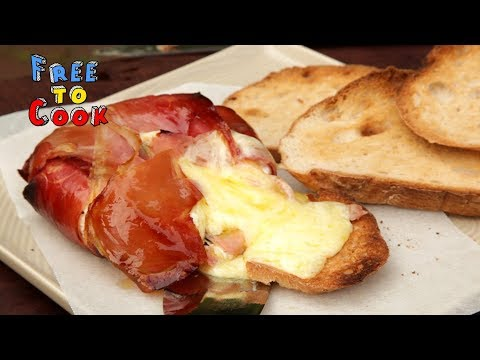 How to cook Prosciutto Wrapped Camembert