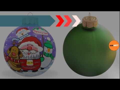 Ornament Balls - Ball Christmas Ornaments