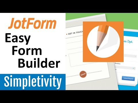 JotForm is the Easy-to-Use Online Form Builder 📝
