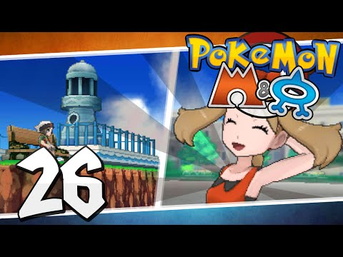 Pokémon Omega Ruby and Alpha Sapphire - Episode 26 | Lilycove City!