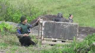 GAAT Airsoft Aracruz - Big Game - Rendição na Pedra
