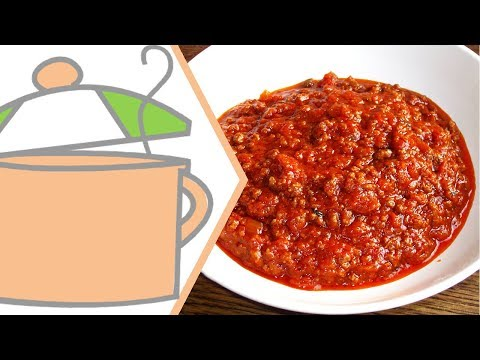 Corned Beef Stew (Spaghetti Sauce) | All Nigerian Recipes