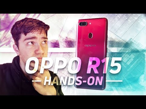 OPPO R15 Pro Hands-On: Notch too bad
