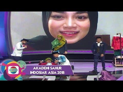 Waduh Abdel Pingsan Saat Yana Video Call dari Malaysia | Aksi Asia 2018