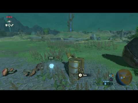 Fierce Deity Mask in The Legend of Zelda: Breath of the Wild