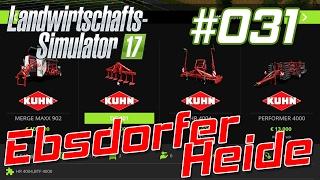 LS17 CoursePlay #031 - Das Kuhn DLC angeschaut - Ebsdorfer Heide - S01