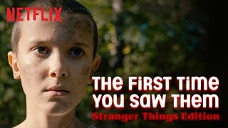 First scenes of your favourite Stranger Things characters   Netflix