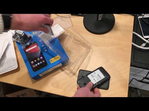 Unboxing: $20 Walmart Family Mobile Alcatel PIXI 4 Prepaid Smartphone