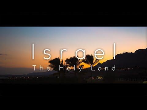 [4k] Israel - The Holy Land | Roadtrip through Jerusalem, Ein Gedi, Tel Aviv, Nazareth, Haifa