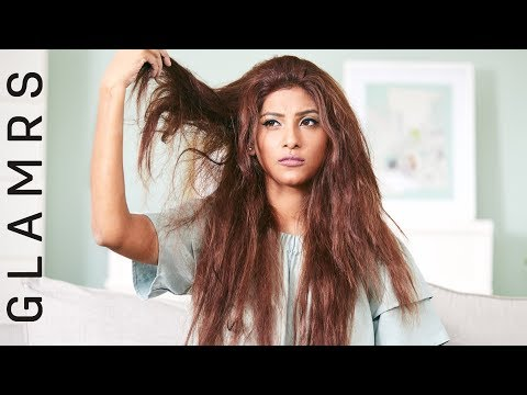 Haircare Tips For Hair Fall, Frizzy And Dry Hair | Glamrs Hair