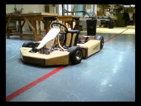 Wooden Go-Kart FYP