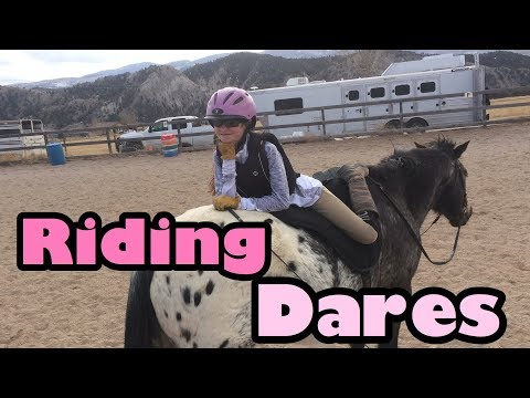 RIDING DARES // Madison Ritsch