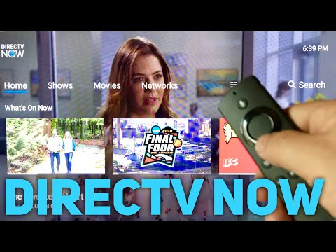 A detailed review of DirecTV Now streaming TV for cable cutting