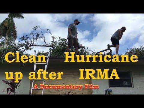 Irma Hurricane Documentary