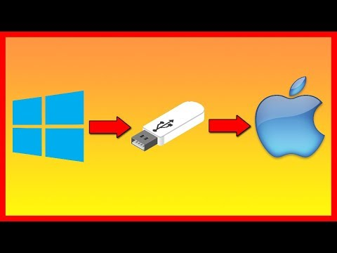 How to create a Bootable USB Flash Drive from DMG image in Windows 10