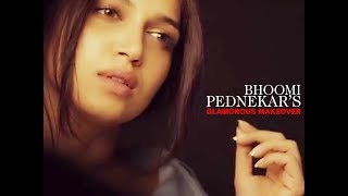 Making of Bhoomi Pednekar's super-hot Filmfare photoshoot