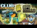 Club Penguin EPF Spy Drills May 2013 - Train and Challenge your Agent Skills