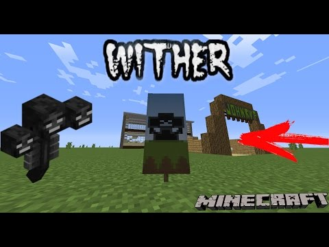 How to make a Wither Banner in Minecraft!