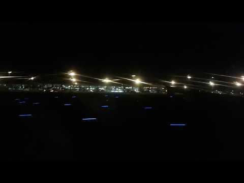 Bengaluru International Airport Glittering View From Indigo Flight To Delhi