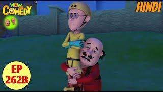Motu Patlu Cartoon in Hindi | Kids Cartoons | Ziddi Motu | Funny Cartoon Video
