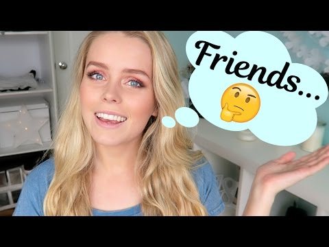 What I've learnt about friendship 😊 Advice & Chat