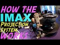 The Incredible Process Of How A GIANT 70mm IMAX Film Is Played