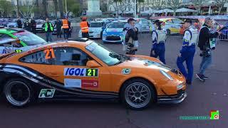Rallye tour de Corse 2018 WRC - Parc Fermé, Bastia jeudi 5 avril 18h