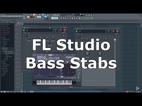 Bass Stab Preset Pack for FL Studio