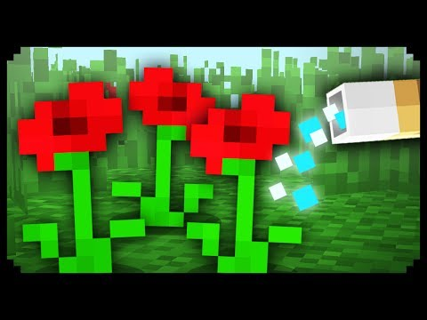 ✔ Minecraft: How to make a Watering Can