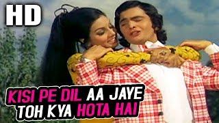 Kisi Pe Dil Agar Aa Jaye Toh Kya Hota Hai | Shailender Singh, Asha Bhosle | Rafoo Chakkar 1975 Songs
