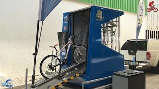 BikeShower - Automatic Bicycle Washing