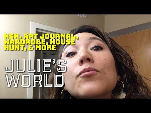 Julie's World Vlog: April 30 - May 6, 2018