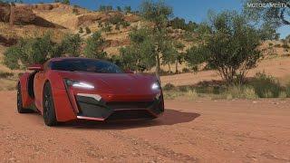 Forza Horizon 3 [XOne] - W Motors Lykan Hypersport Gameplay