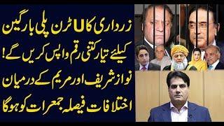 U Turn Of Asif Ali Zardari, How Much Money he is ready to Give |  Sabir Shakir Analysis